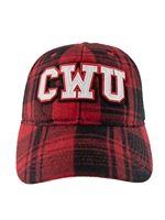 Plaid CWU Adjustable Trucker Hat