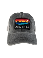 Central Horizon Trucker Snapback Hat