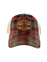 "Central Plaid ""Home of the Wildcats"" Hat"