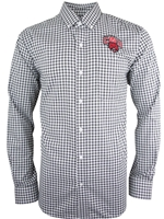 Mens Plaid C&B CWU Button-Up