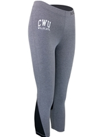 Ladies CWU Wildcats Nike Capri