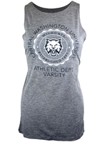 Ladies Gray Athletics Tank