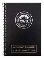CWU Medallion Academic Planner 2019-2020