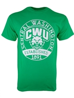 CWU Colorful Tee Collection