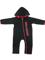 CWU Infant Fleece Romper
