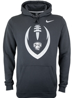 CWU Football Hood Sweatshirt
