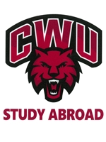 Study Abroad 4x4 Decal