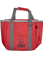 CWU Game On Cooler Tote