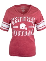 Ladies Central Football Jersey Tshirt