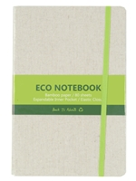 Eco Notebook with Linen Cover