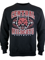 Central Football Crewneck Sweatshirt