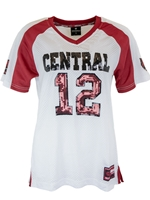 CWU Wildcats Ladies Football Jersey