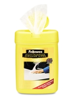 Fellowes Multi-Purpose Cleaning Wipes