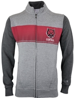 Central Champion Fleece Track Jacket