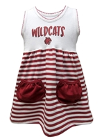 Wildcats Dress for the Littles