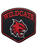 Wildcats Iron On Patch