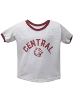 CWU Toddler Ringer Tee