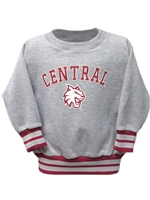 CWU Toddler Crew Neck Sweatshirt