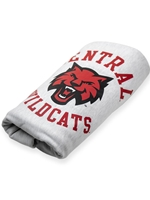 Central Wildcats Sweatshirt Blanket