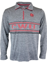 CWU 1/4 Zip Long Sleeve Shirt