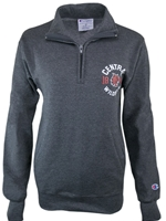 1/4 Zip Graphite Sweatshirt