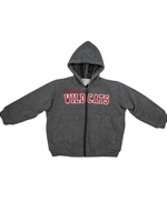 Childrens Central Wildcats Full Zip