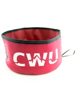 CWU Collapsible Dog Bowl