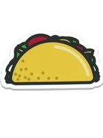 Taco Decal