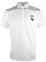 Columbia CWU White Polo