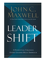 LEADERSHIFT THE 11 ESSENTIAL CHANGES