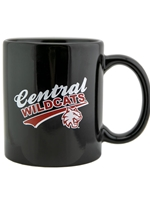 Central Wildcats Coffee Mug