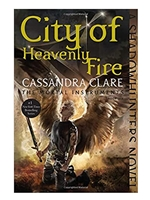 CITY OF HEAVENLY FIRE (#6 MORTAL INSTRUMENTS)