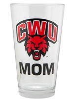 Central Mom Pint Glass
