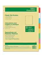 Avery Basic 8 Subject Dividers