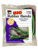 Large Rubber Bands
