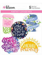 Positivity Sticker Set