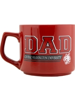 CWU Dad 16oz Mug