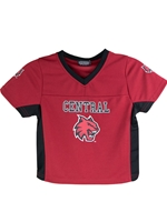 CWU Toddler Football Jersey