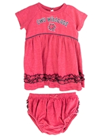 CWU Infant Dress Set
