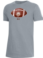 UA Youth Athletic Gray Tshirt
