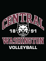 Central Volleyball Tshirt