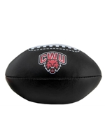 CWU Mini Plush Football