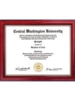 Wildcat Shop Diploma Frames