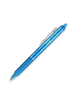 Pilot FriXion Clicker Erasable Gel Pen Blue 0.7MM