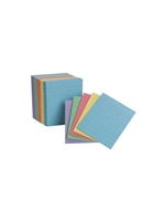 Oxford Half-Size Ruled Index Cards