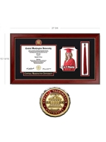 Elite Diploma Frame + Photo + Tassel