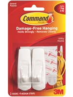 3M Command Utility Hooks - Medium