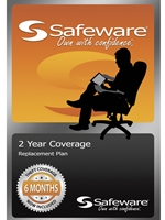 Safeware Orange Card<br>2 Year Replacement Up To $400