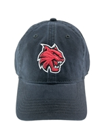 Black Hat with Wildcat Logo