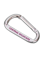 Central Wildcats Carabiner